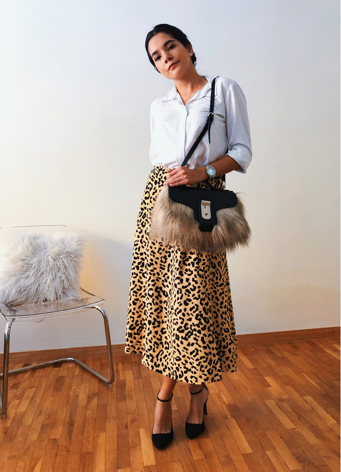 como-usar-una-falda-animal-print-para-un-look-formal-o-de-oficina