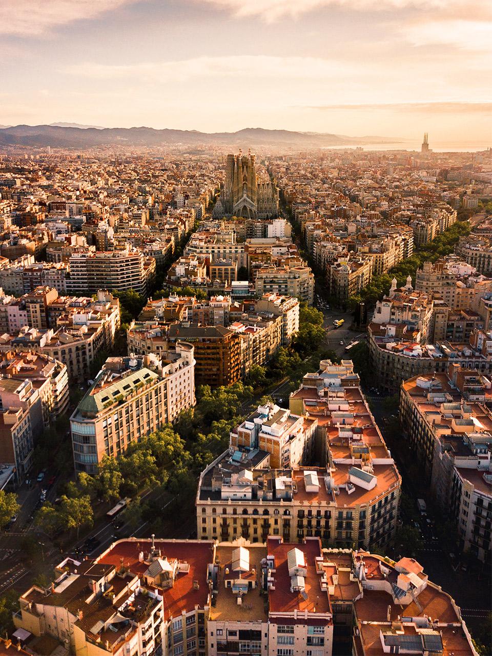 mudarse a Barcelona, vivir en Barcelona, estudiar en España