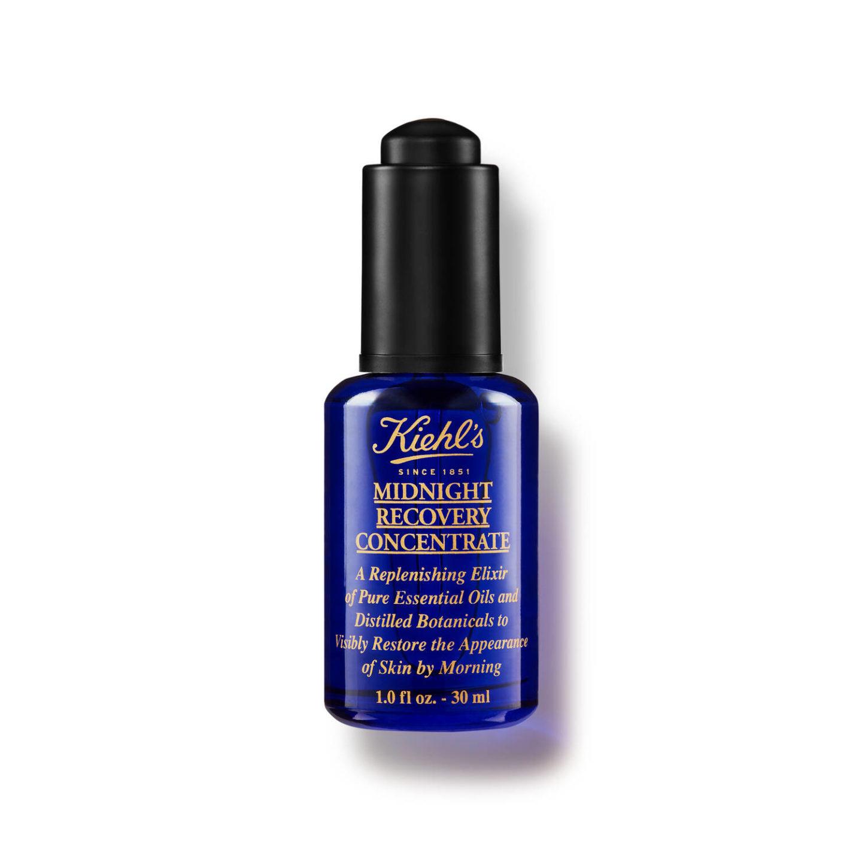 Serum-regenerador-de-noche-de-kiehls-productos-regeneradores-de-piel-aceites-esenciales-para-el-rostro-el-mejor-serum-de-noche, descubrimiento de belleza