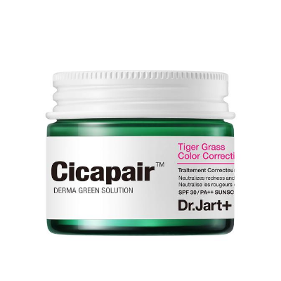 maquillaje para la playa, Cicapair Tiger Grass Color Correcting Treatment de Dr. Jart